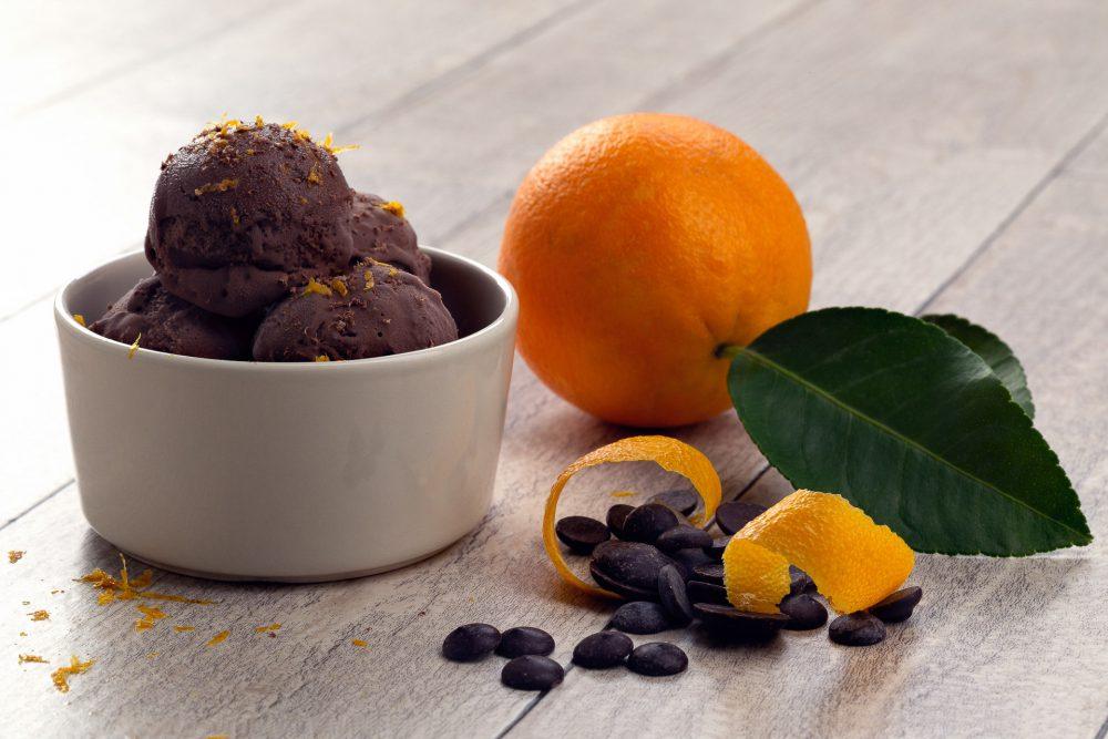 Cioccolato scorza d'arancia