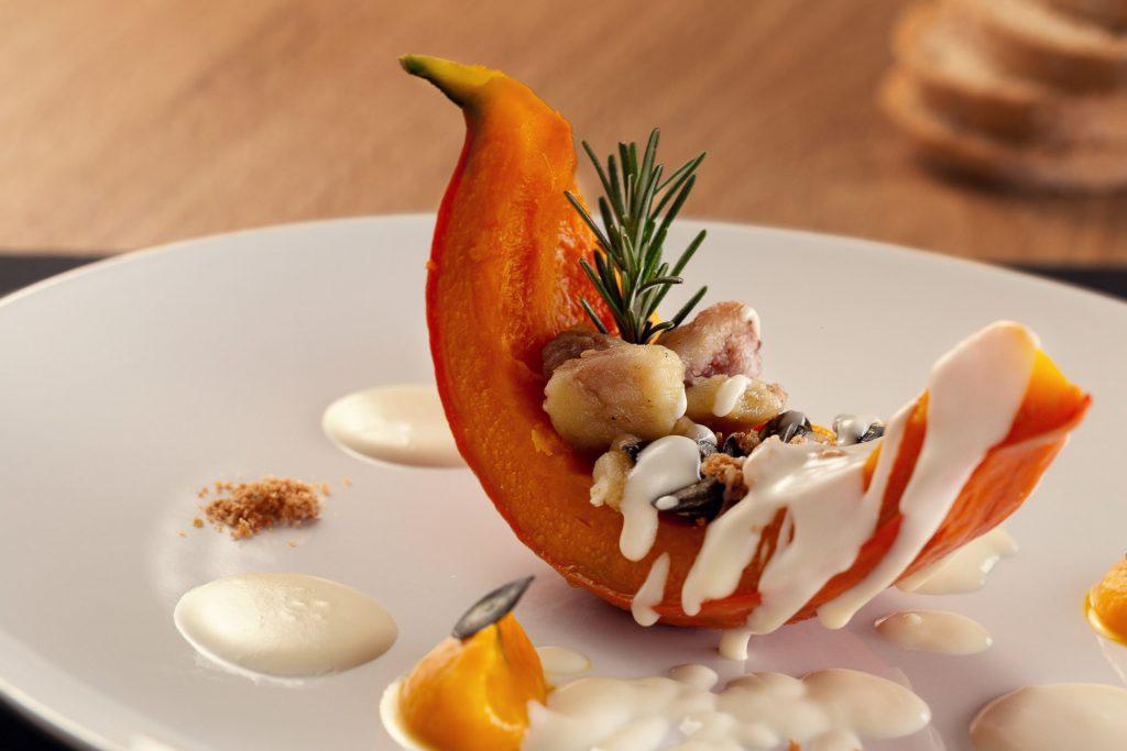 Zucca & crema selezione Gran Ferrero